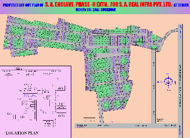 S.A. Enclave (Phase-2 Extn.)