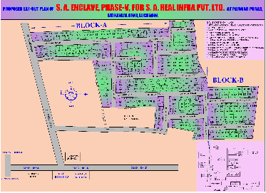 S.A. Enclave (Phase-5)
